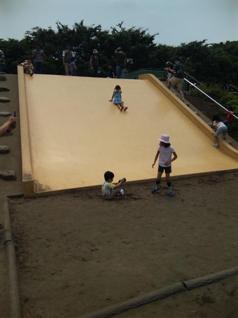 小金井公園に来ています。
